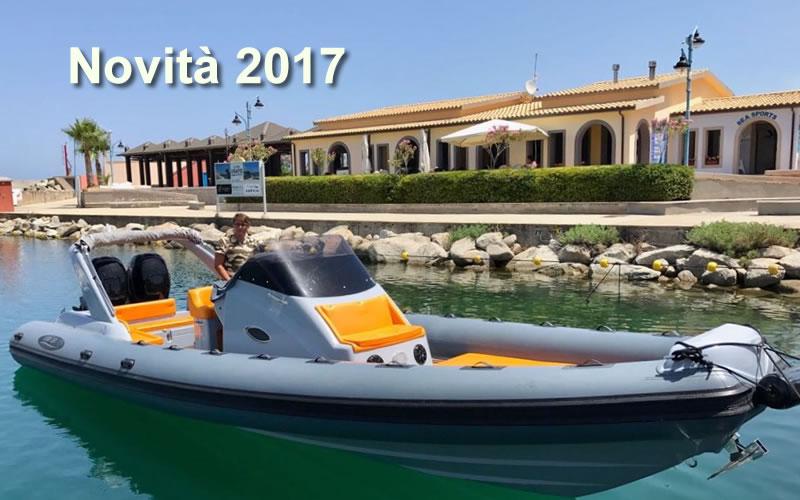 Novità 2017 Sea Sports