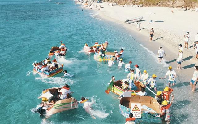 Il Team building experience in Calabria (by Sea Sports), costituisce un insieme di attività formative