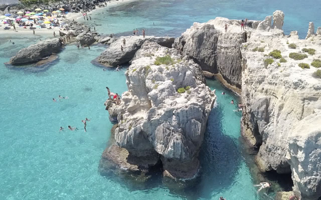 The Coast of the Gods, from Tropea to Capo Vaticano