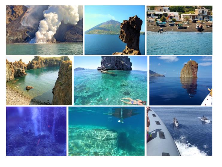 Stromboli e Panarea, una giornata indimenticabile - Itinerario 4