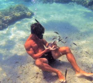 Snorkeling fra i pesci a Tropea e Capo Vaticano