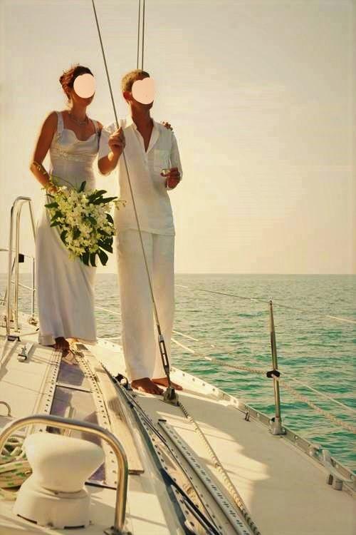 Matrimonio In Barca : Matrimonio in spiaggia o in barca oggi si può sea sports