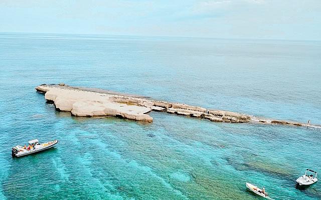 Il Murenario, da Tropea all'antica peschiera Romana