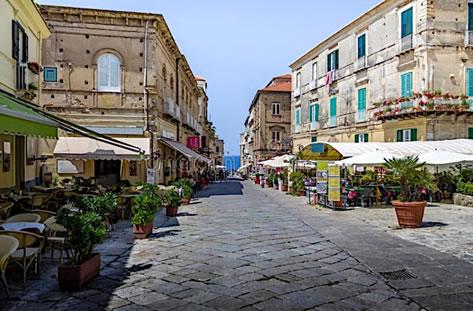 Corso Vittorio Emanuele di Tropea