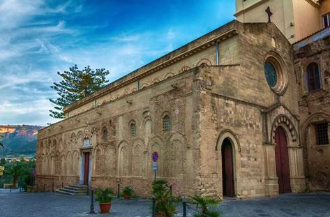 La Cattedrale di Tropea nel cuore del centro storico