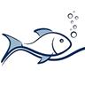 Bagno con i pesci